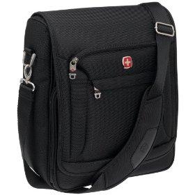 Swiss Gear Messenger Bag Inflated